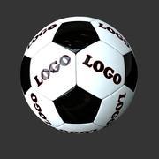 Balón de fútbol modelo 3d