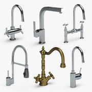 Taps&Faucet 3d model