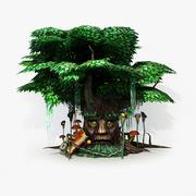 Magiczne drzewo 3d model