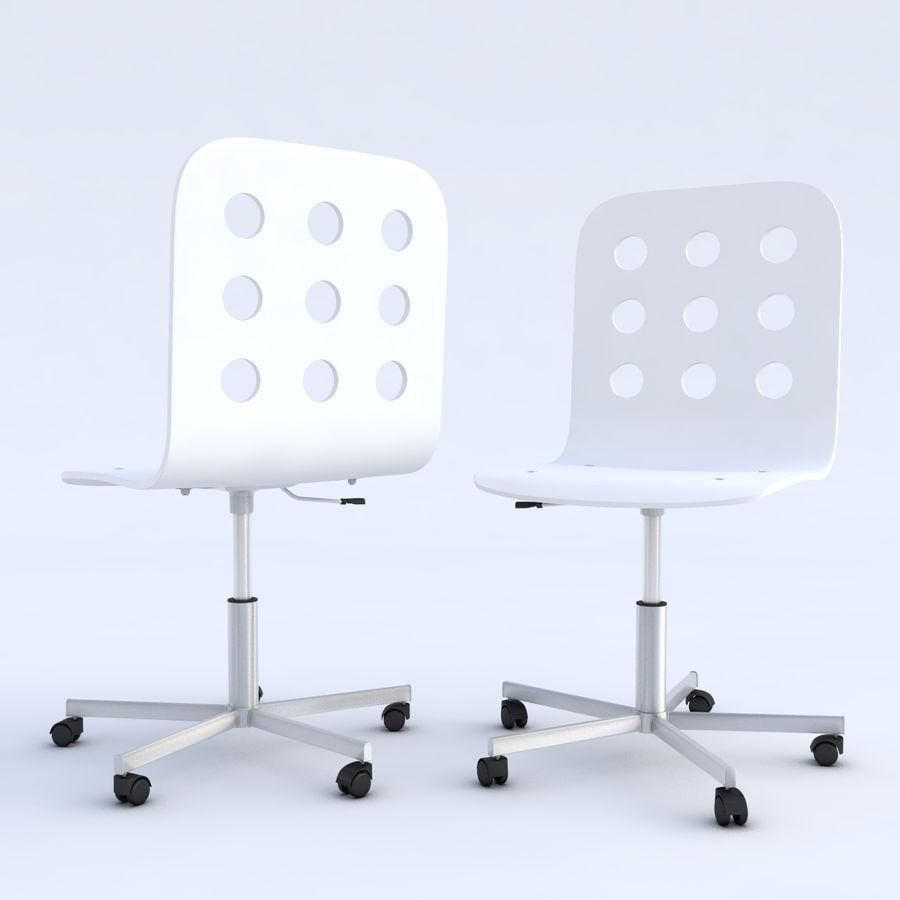 Amazing Ikea Jules Swivel Chair 3D Model 29 Obj Max Free3D Bralicious Painted Fabric Chair Ideas Braliciousco