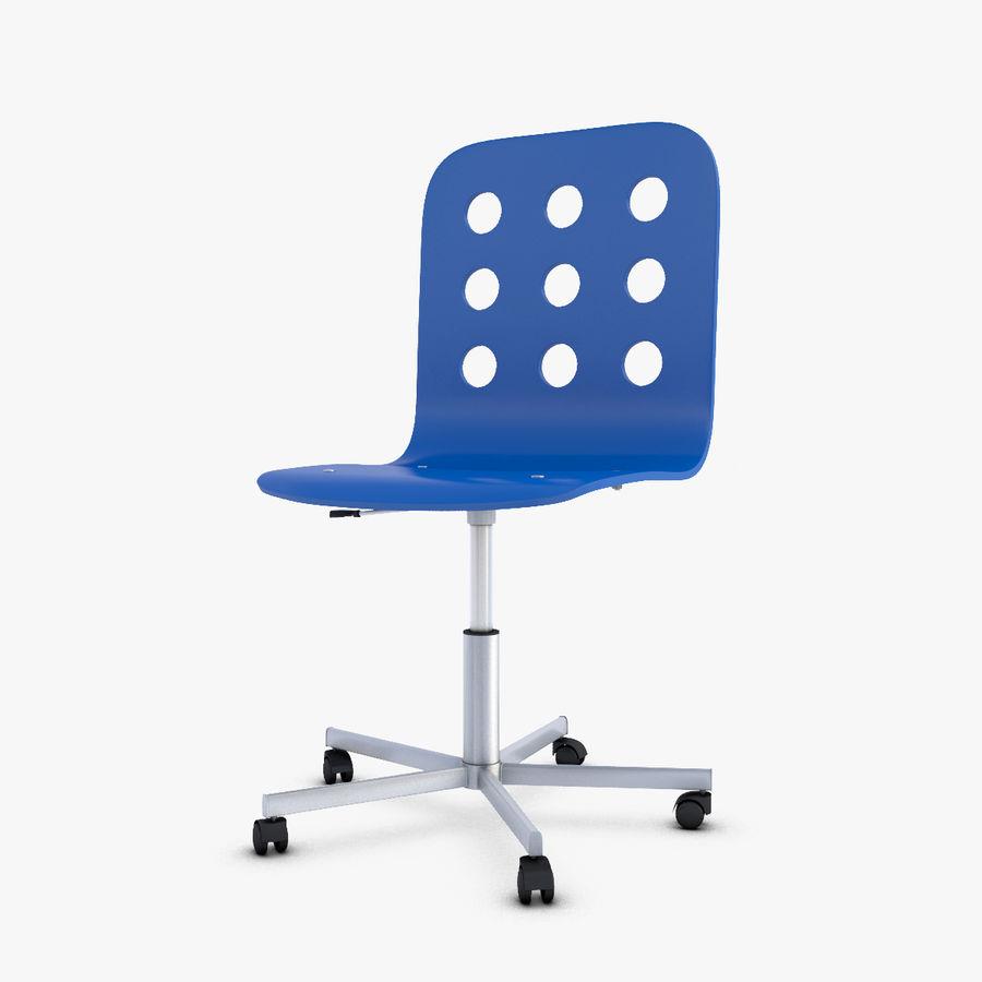 Terrific Ikea Jules Swivel Chair 3D Model 29 Obj Max Free3D Bralicious Painted Fabric Chair Ideas Braliciousco