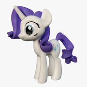 My Little Pony Rarity 3d model