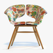 Tortie Hoare - Butterfly Chair 3d model
