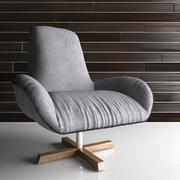 Jardan Winston Chair 3d model