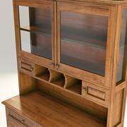 Kredens kuchenny 3d model