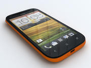 HTC Desire SV 3d model