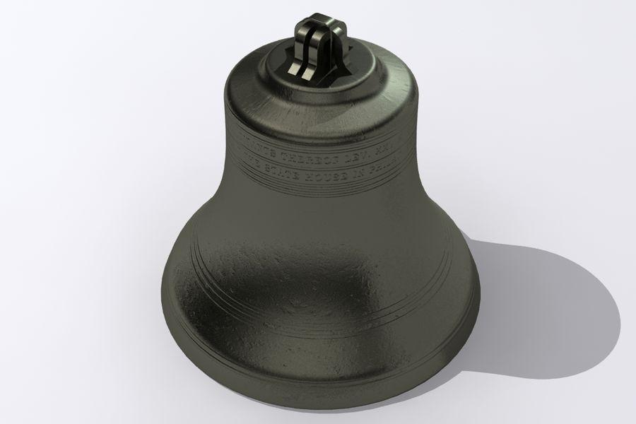dzwon royalty-free 3d model - Preview no. 3