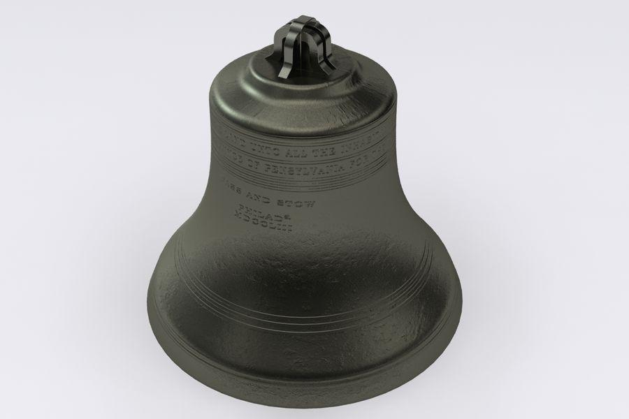 dzwon royalty-free 3d model - Preview no. 2