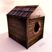 鸟巢 3d model