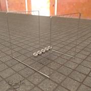 牛顿摇篮 3d model