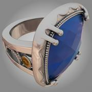 Tacori Ring 3d model