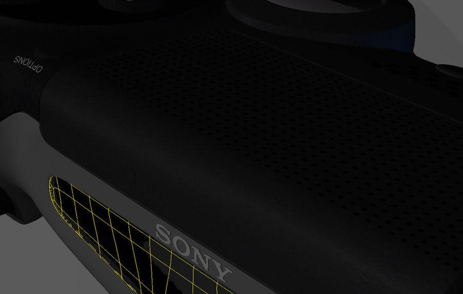 双重冲击4 royalty-free 3d model - Preview no. 2