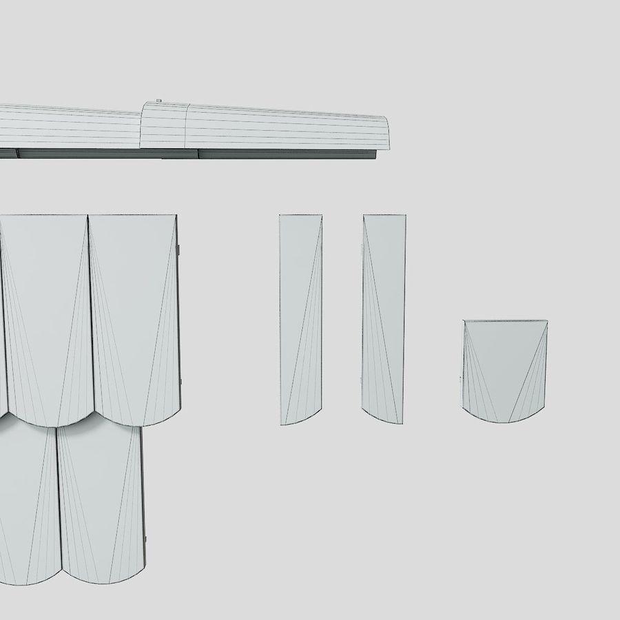 Обычная плитка royalty-free 3d model - Preview no. 14