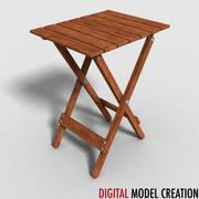 Beistelltisch 3d model
