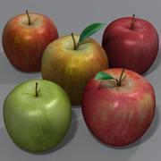 林檎 3d model