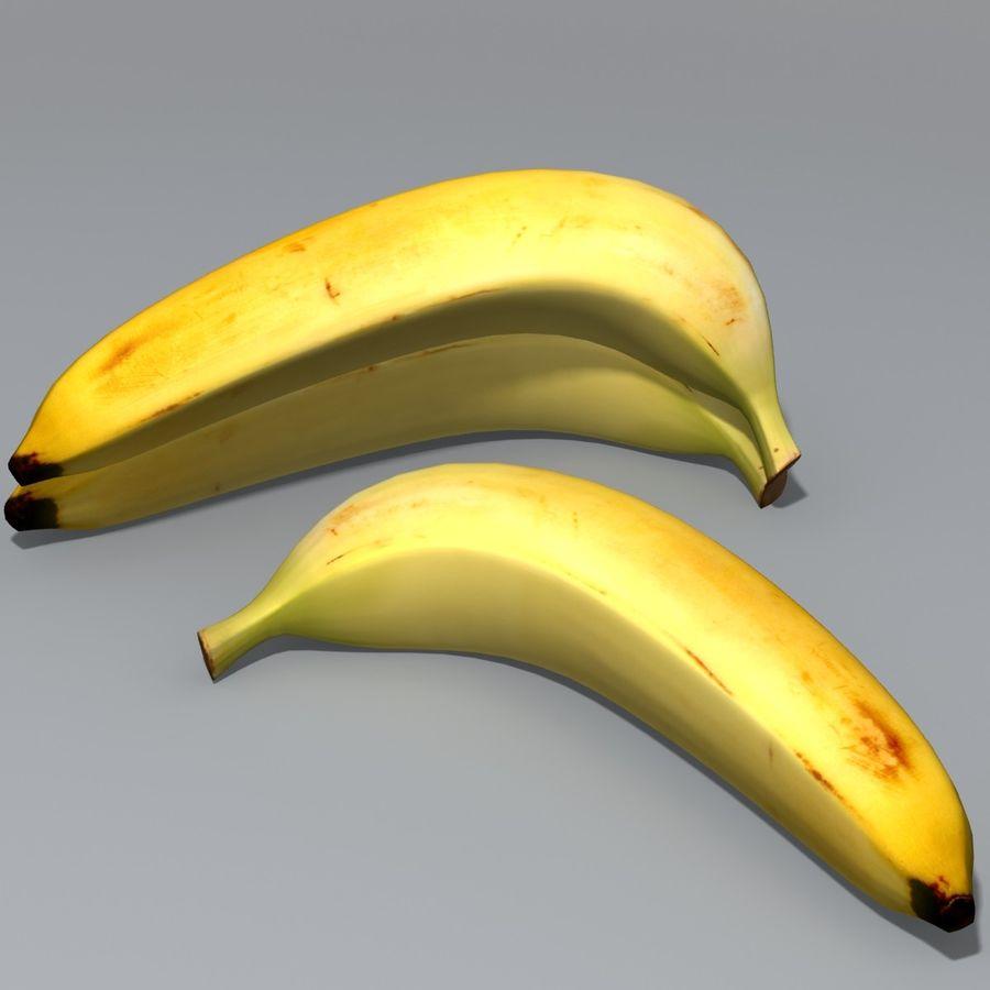 Banan royalty-free 3d model - Preview no. 1