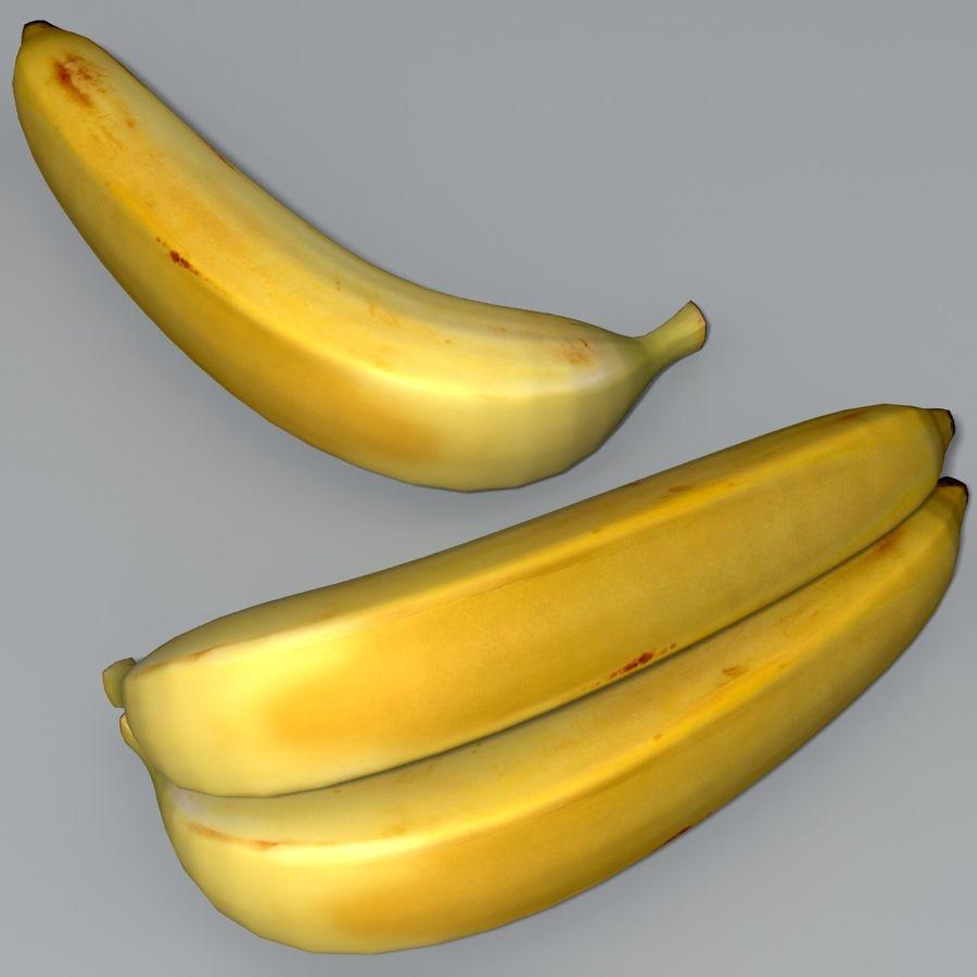 Banan royalty-free 3d model - Preview no. 4