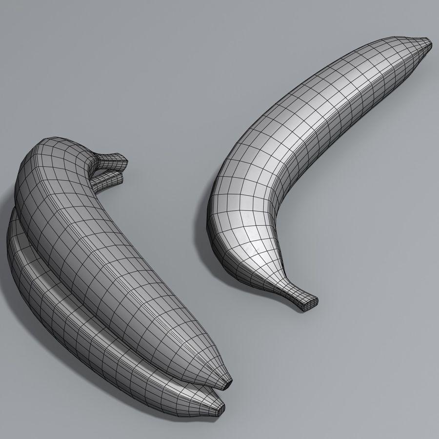 Banan royalty-free 3d model - Preview no. 7