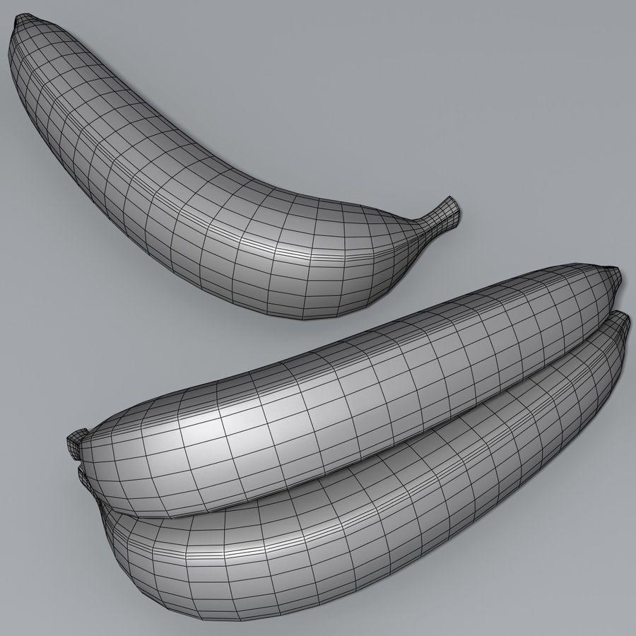Banan royalty-free 3d model - Preview no. 8