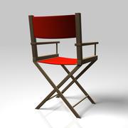 The directors chair 3d model