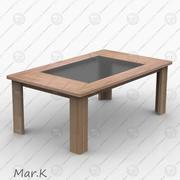 table à manger n 3d model