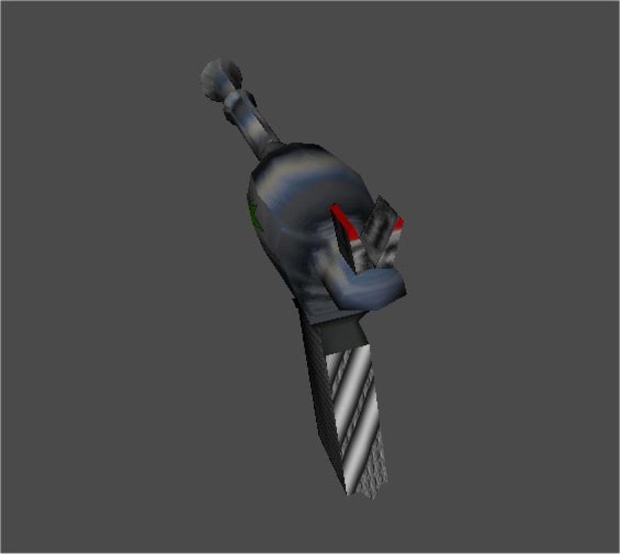 Zapper royalty-free 3d model - Preview no. 2