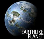 Планета Земли 3d model