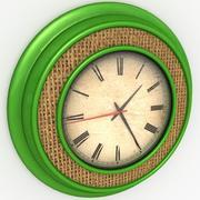 Reloj de pared modelo 3d