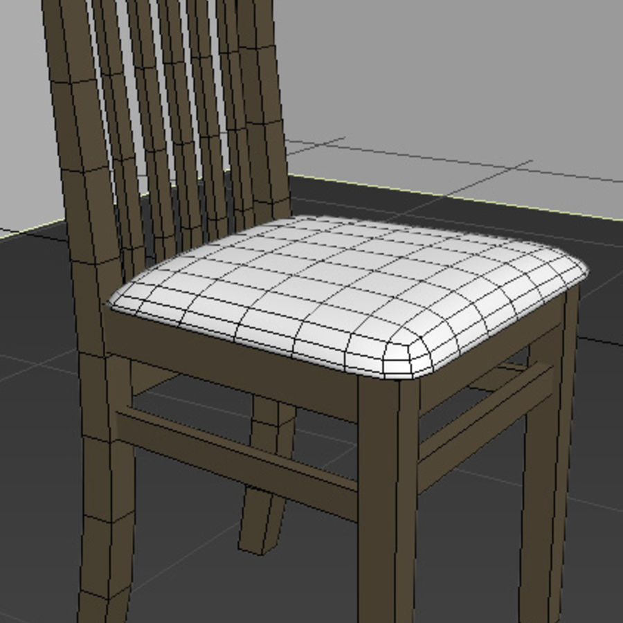 家具 royalty-free 3d model - Preview no. 6
