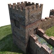 Castle 3 3d model