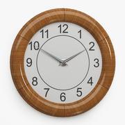 时钟036 3d model