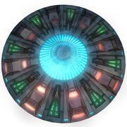 UFO 비행 접시 3d model