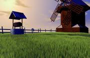 Gospodarstwo rolne 3d model