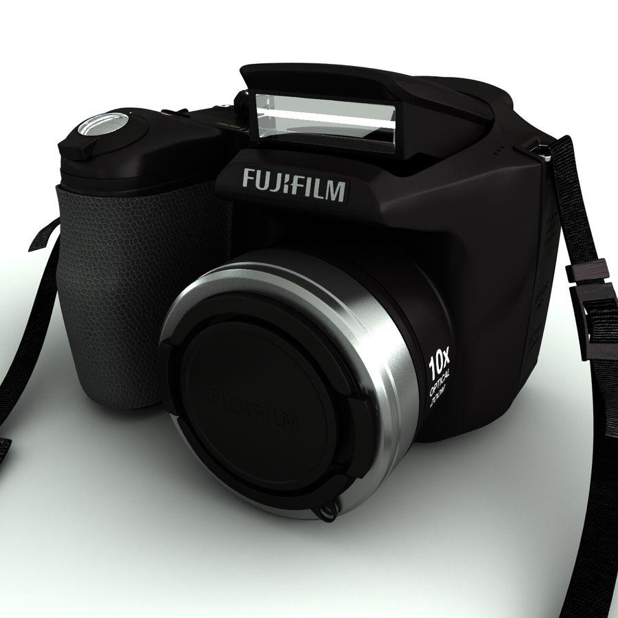 Fujifilm S5700 royalty-free 3d model - Preview no. 12