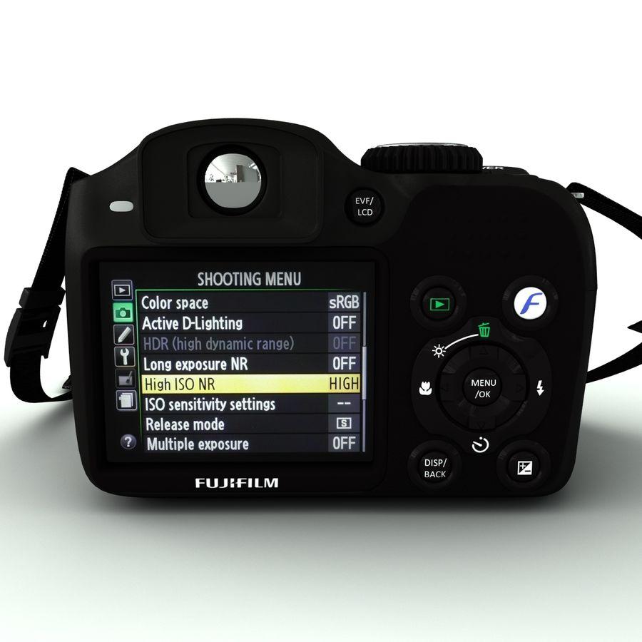 Fujifilm S5700 royalty-free 3d model - Preview no. 6