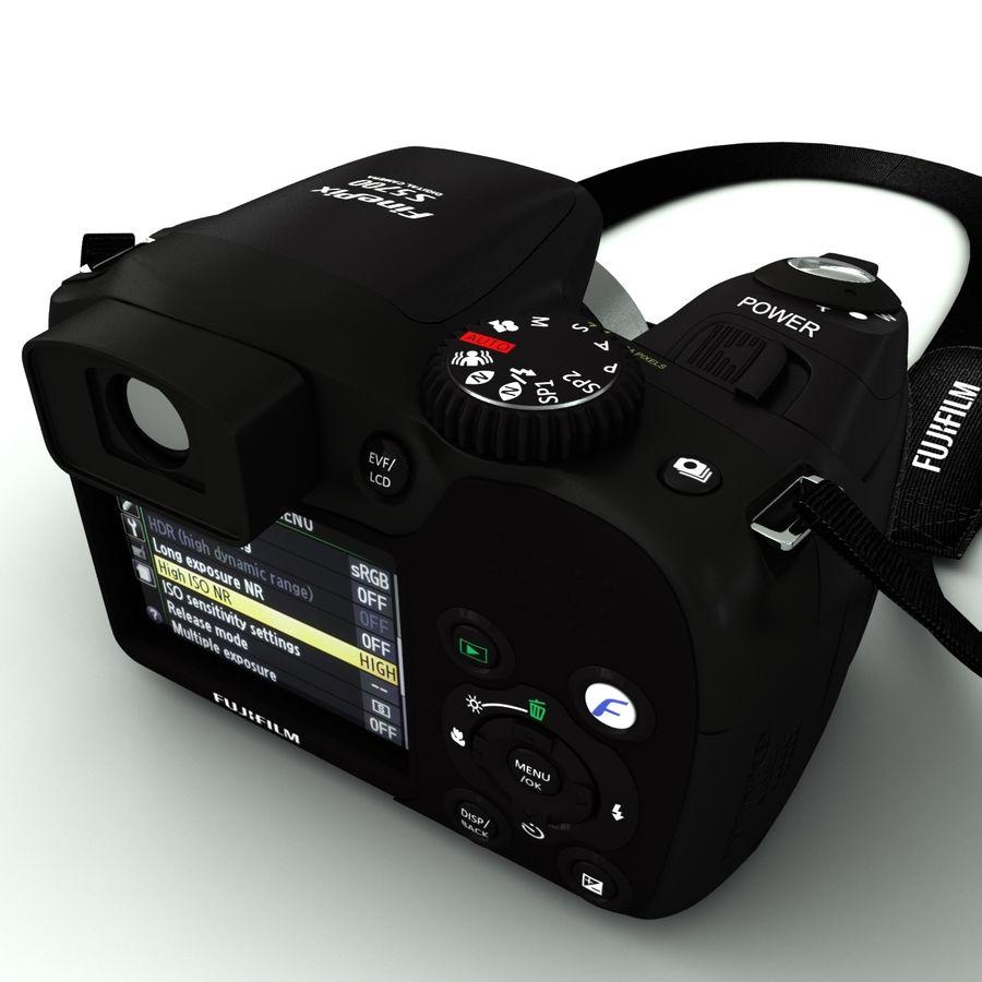 Fujifilm S5700 royalty-free 3d model - Preview no. 5