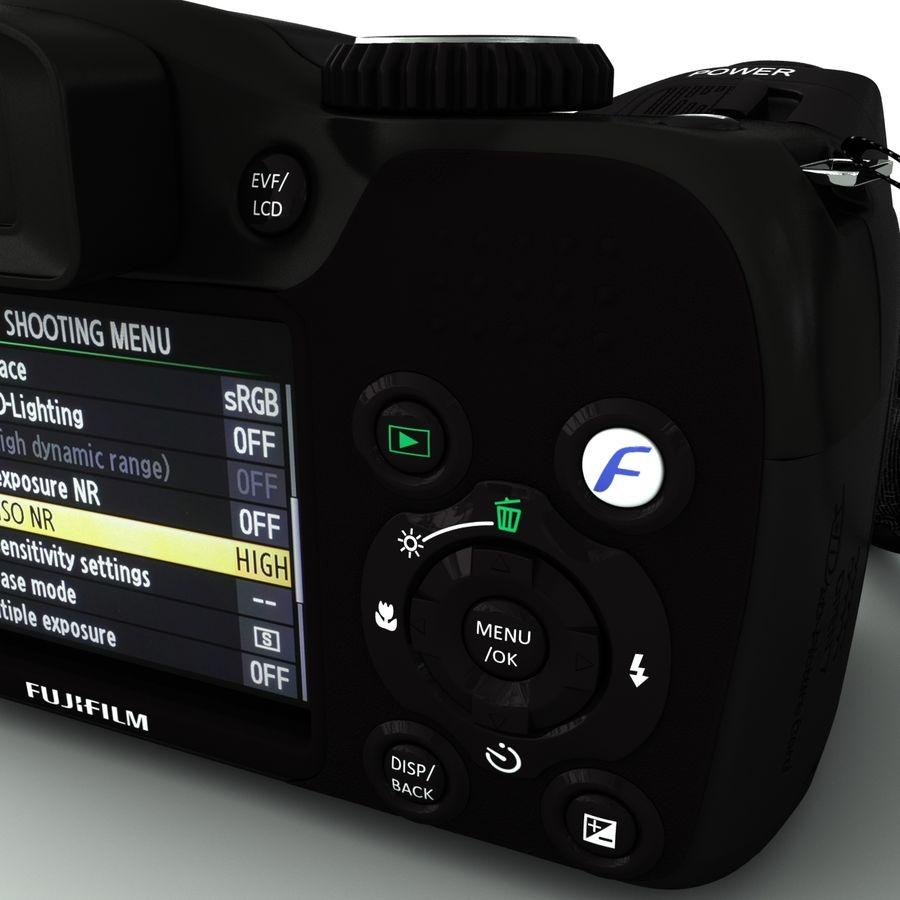 Fujifilm S5700 royalty-free 3d model - Preview no. 9