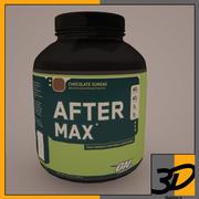 after max 3d model