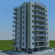 budynek (12) 3d model
