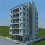 Yapı (11) 3d model