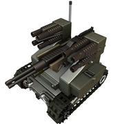 Maars Mod 3d model
