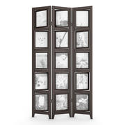 Picture Frame Room Divider 04 3d model