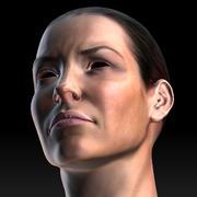 Głowa 3d model