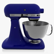 厨房辅助搅拌机 3d model