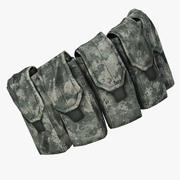 Military Mag Utility Pouch 3d model