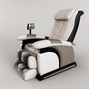 Massagestuhl 4 3d model