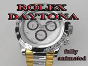 Rolex Daytona modelo 3d