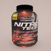 nitro tech 3d model