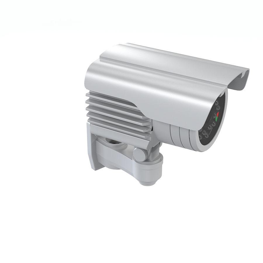 Caméra de surveillance étanche royalty-free 3d model - Preview no. 3