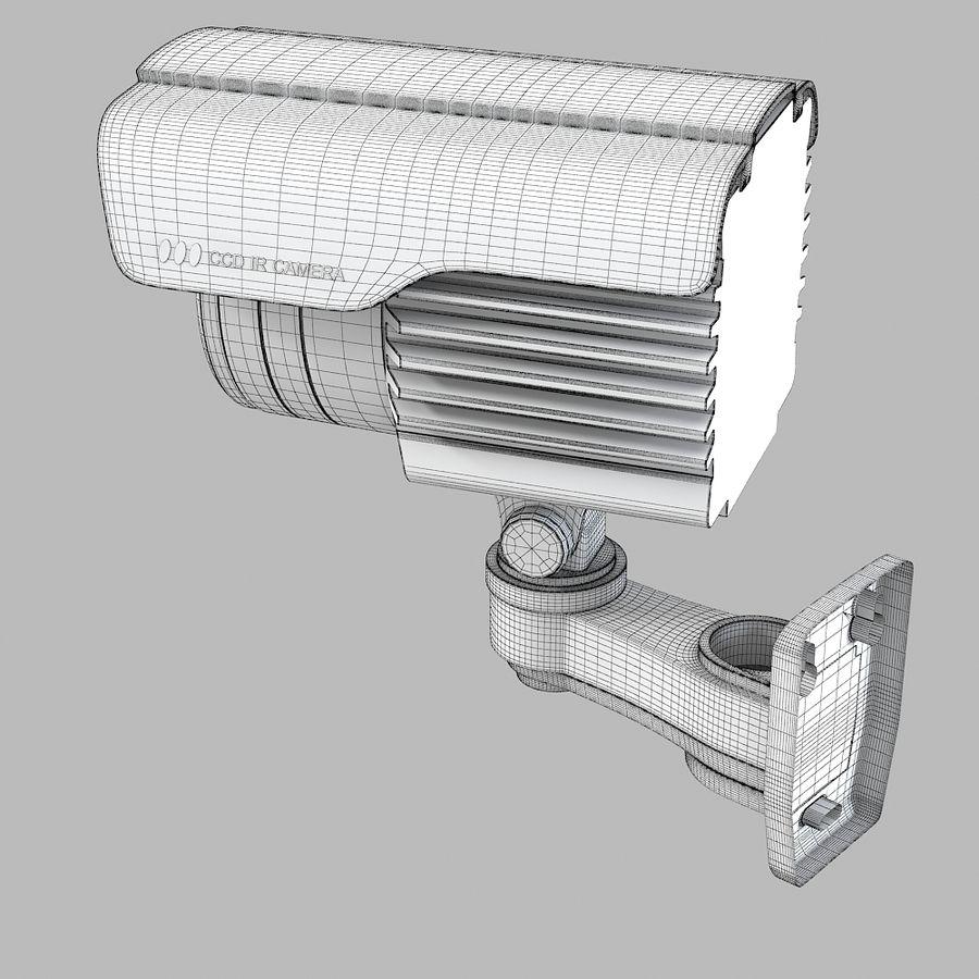 Caméra de surveillance étanche royalty-free 3d model - Preview no. 6
